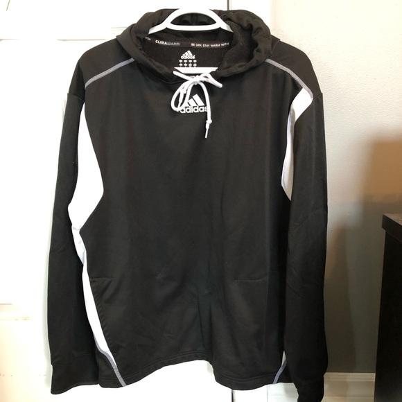 Adidas hoodie (Men's large)